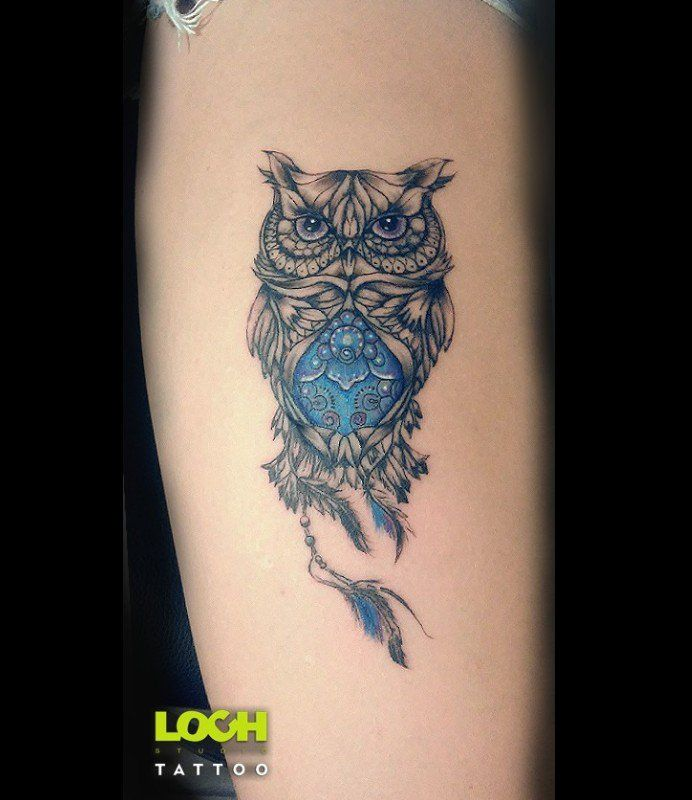 Sowatatuażlochlochstudiolochstudiotattoo Loch Studio Tatuażu