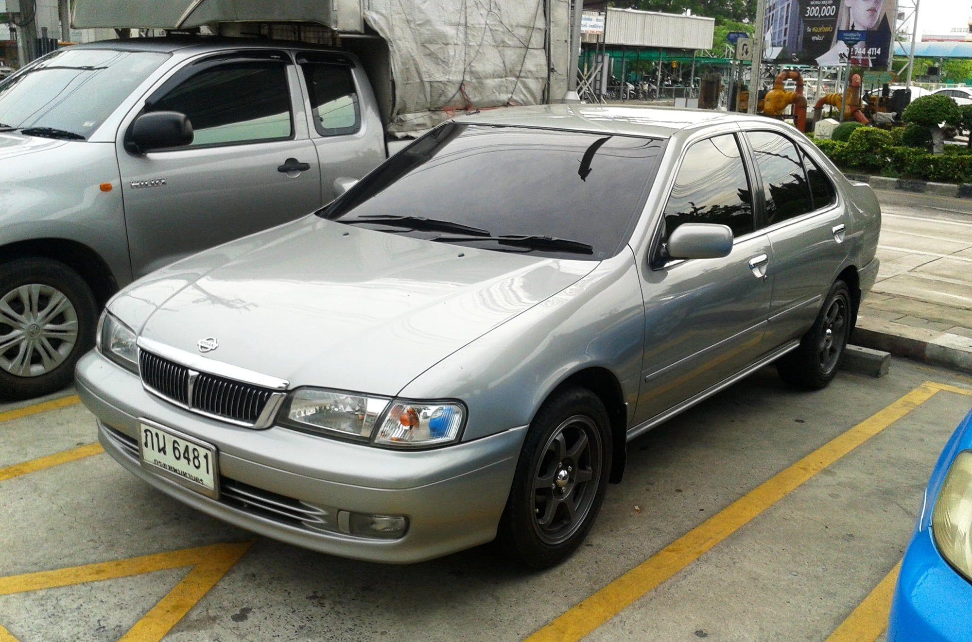 Modifikasi Mobil Nissan 97 Modifikasi Mobil Sedan Nissan