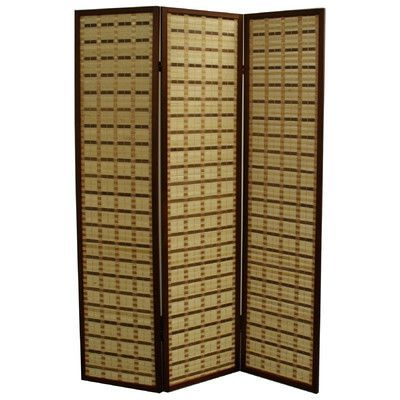 ore furniture 70 25 x 52 bamboo 3 panel room divider products rh pinterest cl