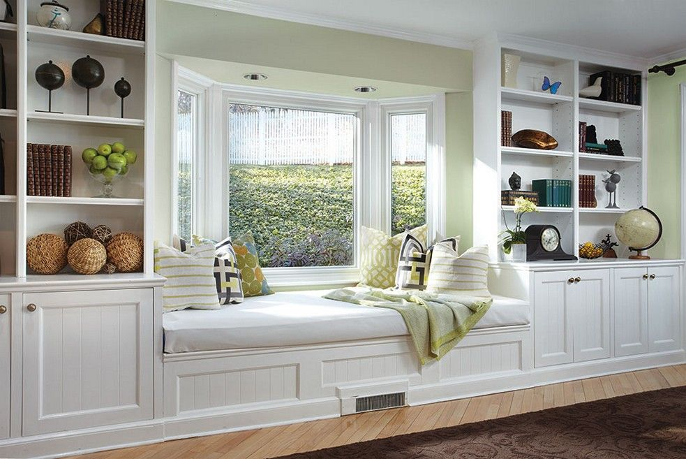 Bay Window Seat Ideas Bay Window Seat