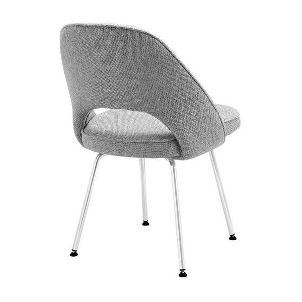 Charmant Half Moon Side Chair ❤ Liked On Polyvore Featuring Home, Furniture, Chairs,  Half