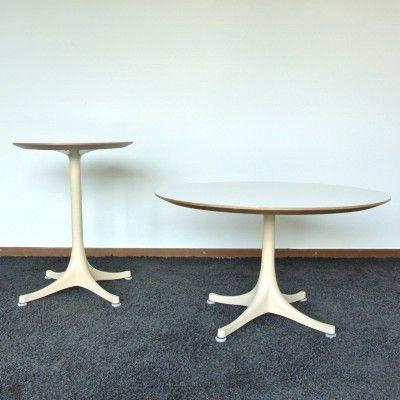 located using retrostart com u003e 5451 side table by george nelson for rh pinterest co uk