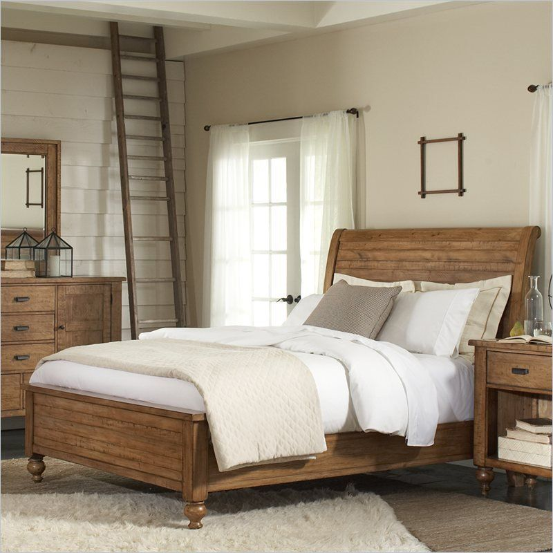 have to have it riverside summerhill sleigh bed 832 5 hayneedle rh pinterest com mx