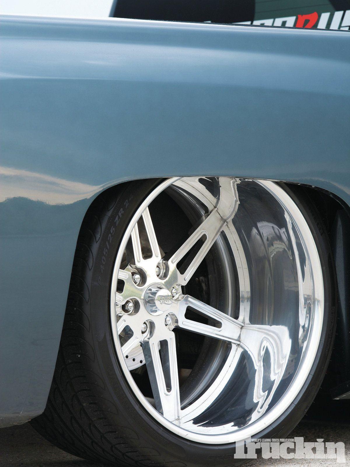 2007 chevy silverado intro torino wheels. billet split 5 6
