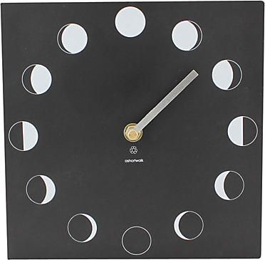 Ashortwalk Eco Recyled Coffee Cups Moon Phase Clock By John Lewis