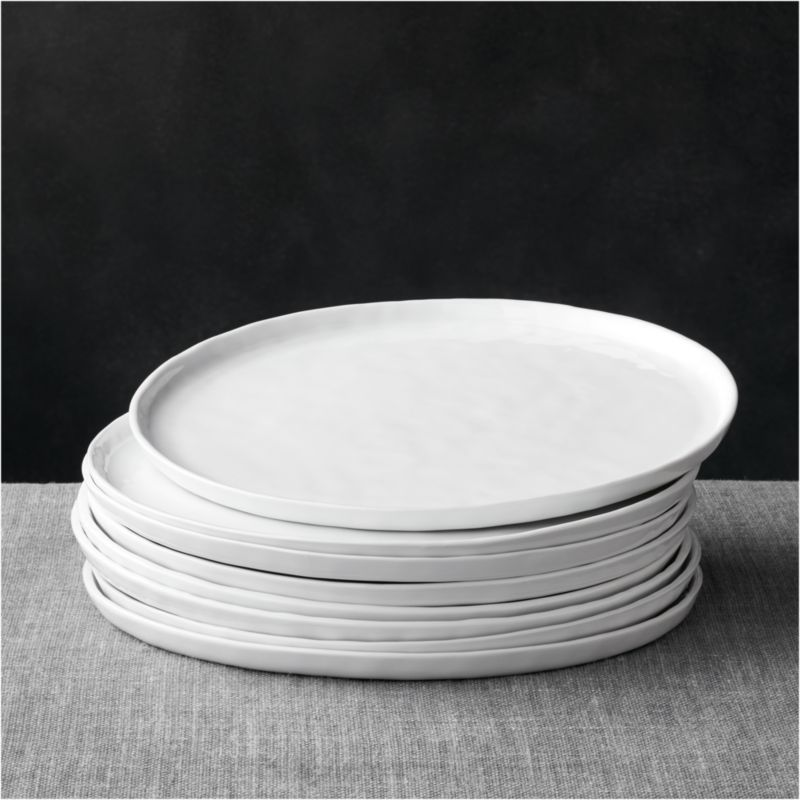 Set Of 8 Mercer Dinner Plates Reviews Crate And Barrel Dinner Plates Crate And Barrel Plates