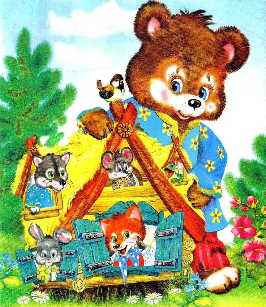 Картинки сказок для детского сада