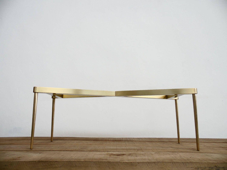 Modern Brass Dining Table Legs 28 H X 24 W X 42 L Cirid Table Base Height 26 To 32 Brass Dining Table Dining Table Legs Outdoor Dining Furniture