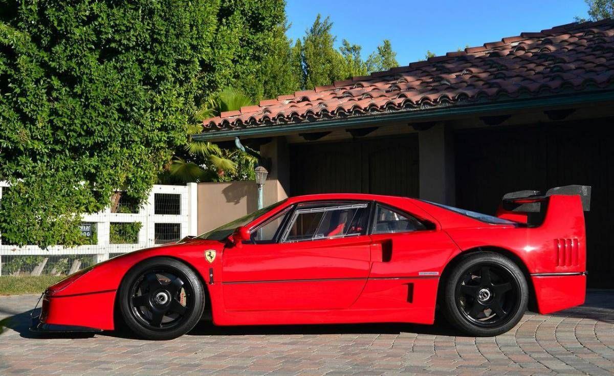 1992 Ferrari F40 Lm Conversion For Sale Hemmings Motor News Ferrari F40 Ferrari Ferrari Car