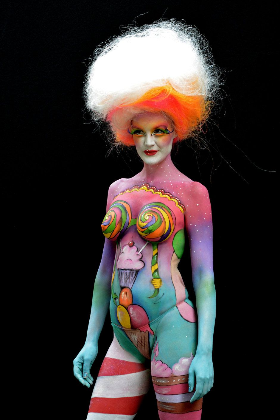 16th World Bodypainting Festival Face And Body Painting Art Bodypaint Board World Bodypainting Festival Body Painting Body Art