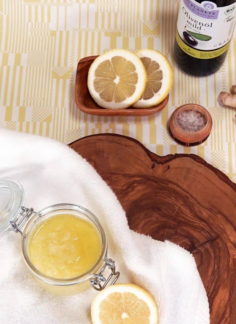Warmendes Fussbad Mit Olivenol Meersalz Ingwer Und Zimt Fussbad Selber Machen Fussbad Selber Machen