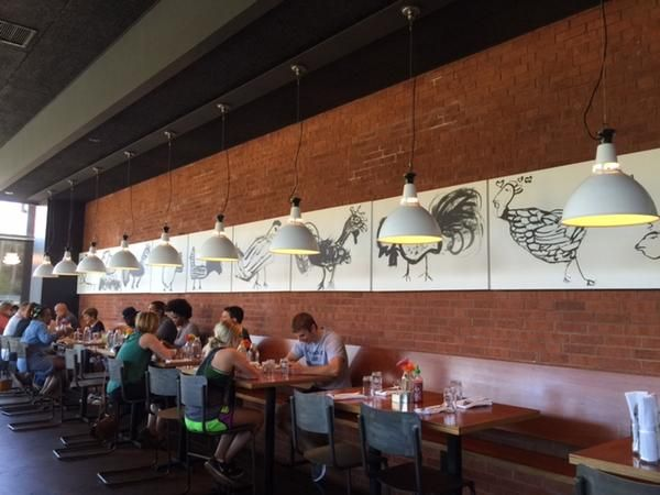 What to Do in the Lou: Rooster