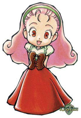 Popuri Harvest Moon Back To Nature Harvest Moon Game Harvest Moon Moon Art