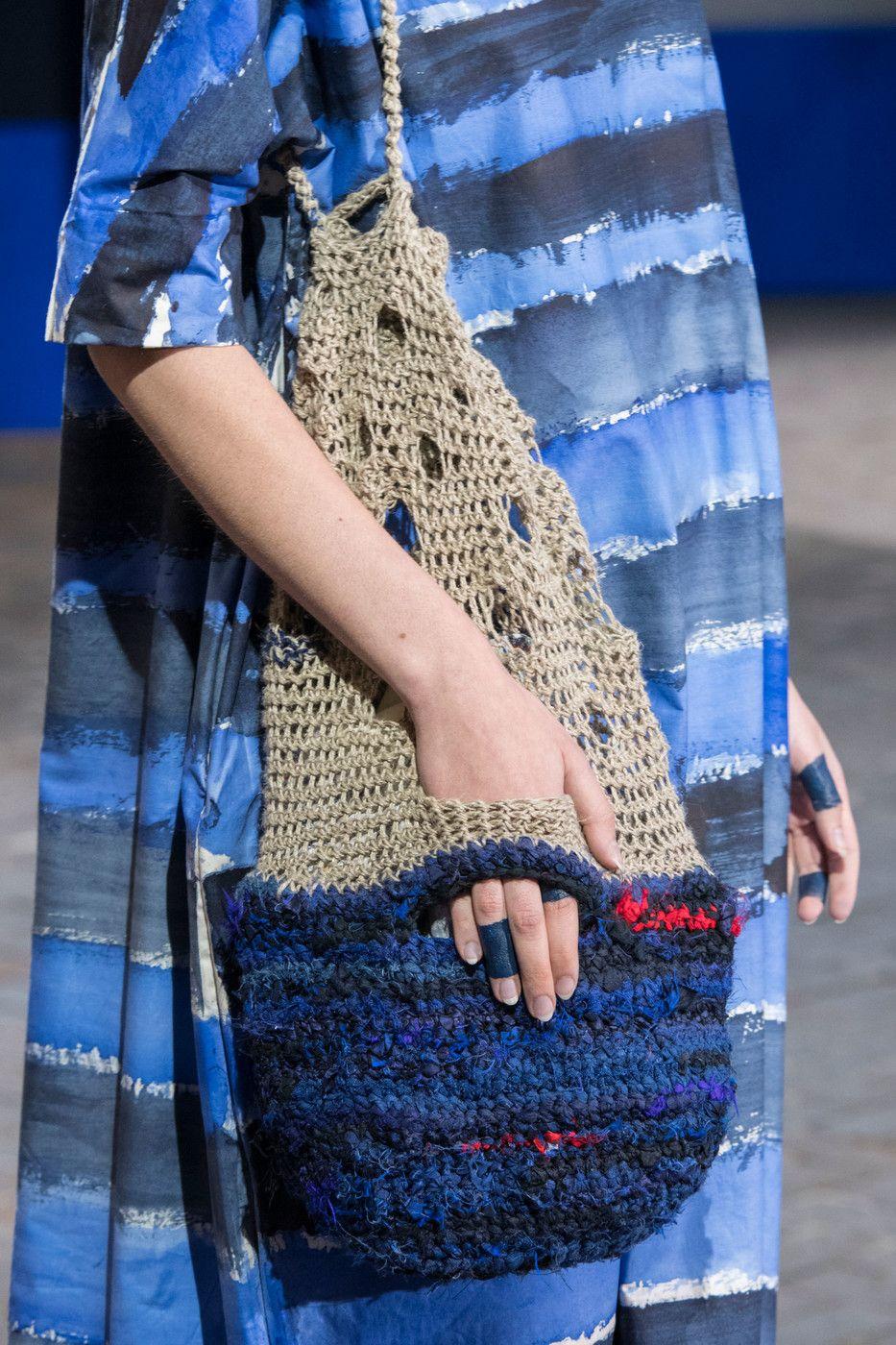 Daniela Gregis At Milan Fashion Week Spring 2018 Borse Borse All