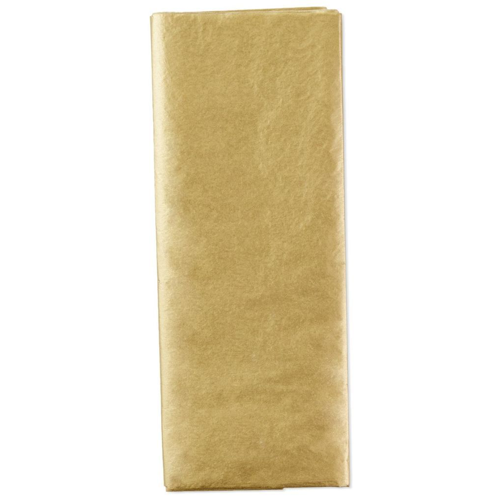 Gold Tissue Paper 5 Sheets Tissue Paper Flowers Gold Tissue Paper Paper Flowers