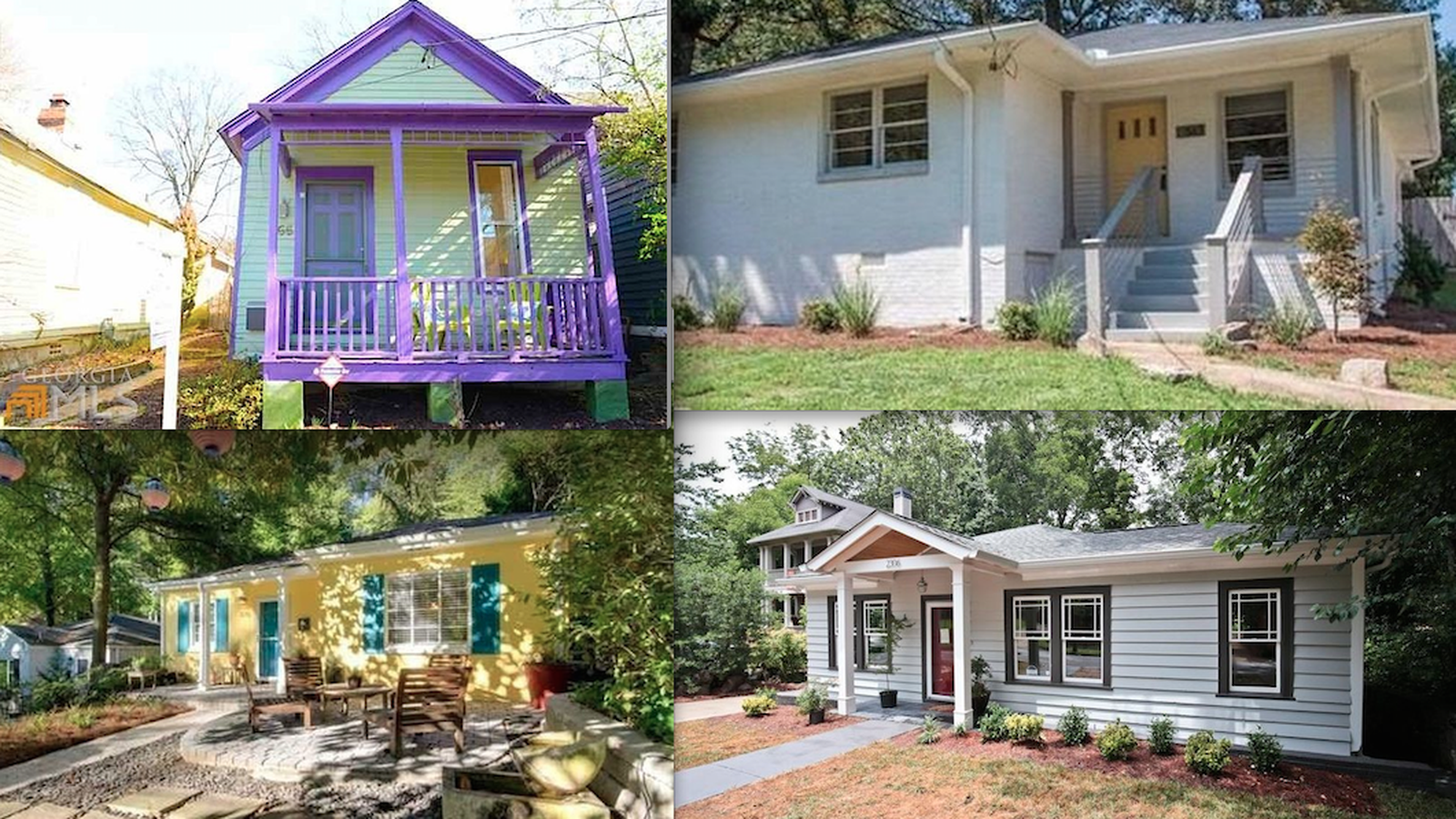 How (relatively) tiny houses recently fared on the Atlanta