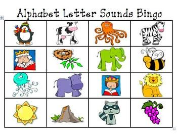 Alphabet letter and letter sounds bingo cards pinterest alphabet alphabet letter and letter sounds bingo cards spiritdancerdesigns Choice Image