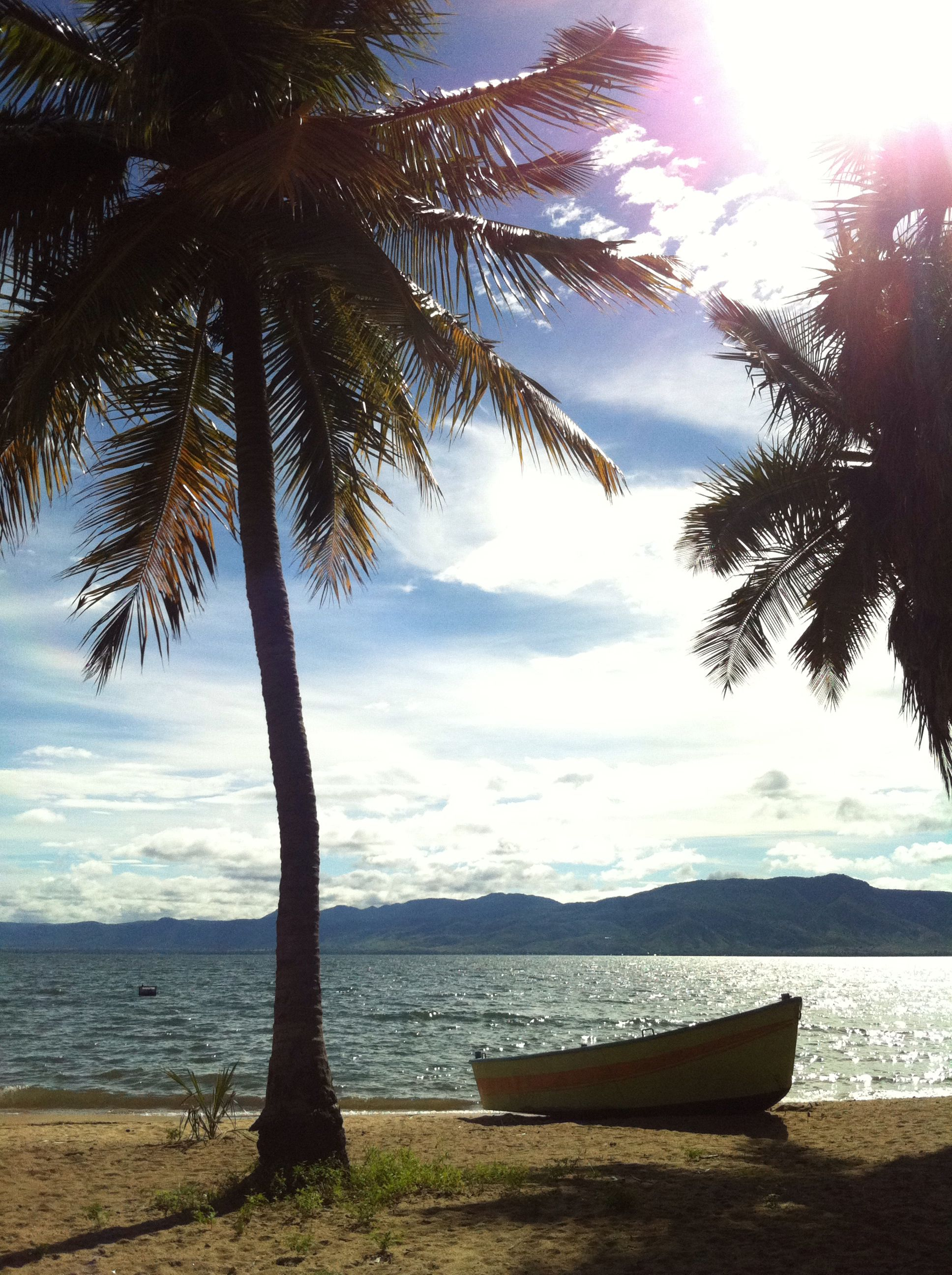 Lake malawi, Mangochi
