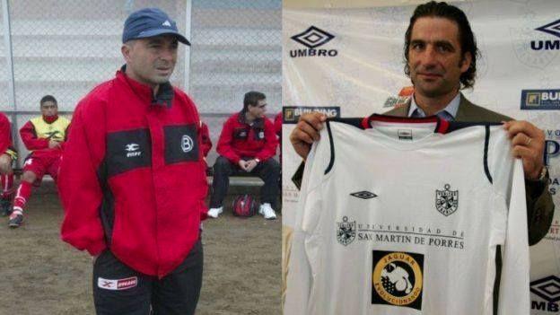 Juan Antonio Pizzi vs. Sampaoli: el día que se enfrentaron en el fútbol peruano. Bologmesi vs San Martin.