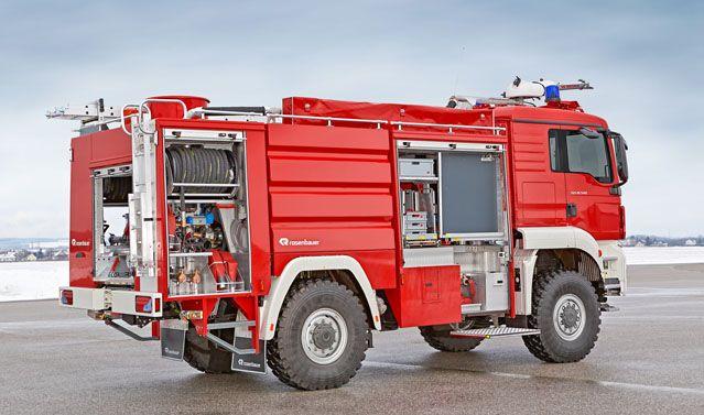 Rosenbauer Arff Buffalo Rosenbauer Arff Rescue Setcom