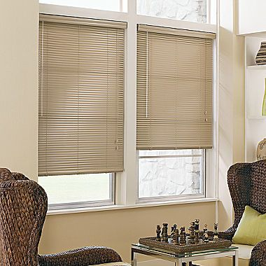 JCPenney Home 40 Aluminum Horizontal Blinds Accents House Decor Delectable Jcpenney Home Decor Accents