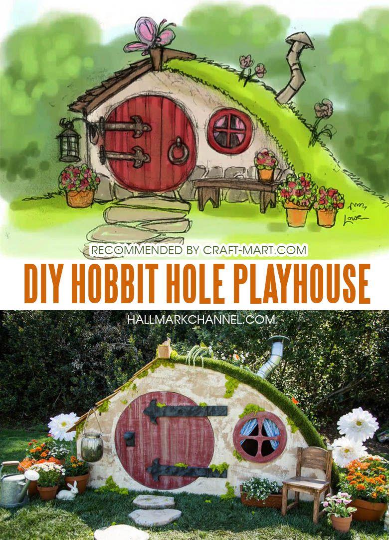 14 Cutest Custom And Prefab Hobbit Houses For Tiny Living Fairy Tale Style Craft Mart Hobbit House Hobbit Houses Diy The Hobbit