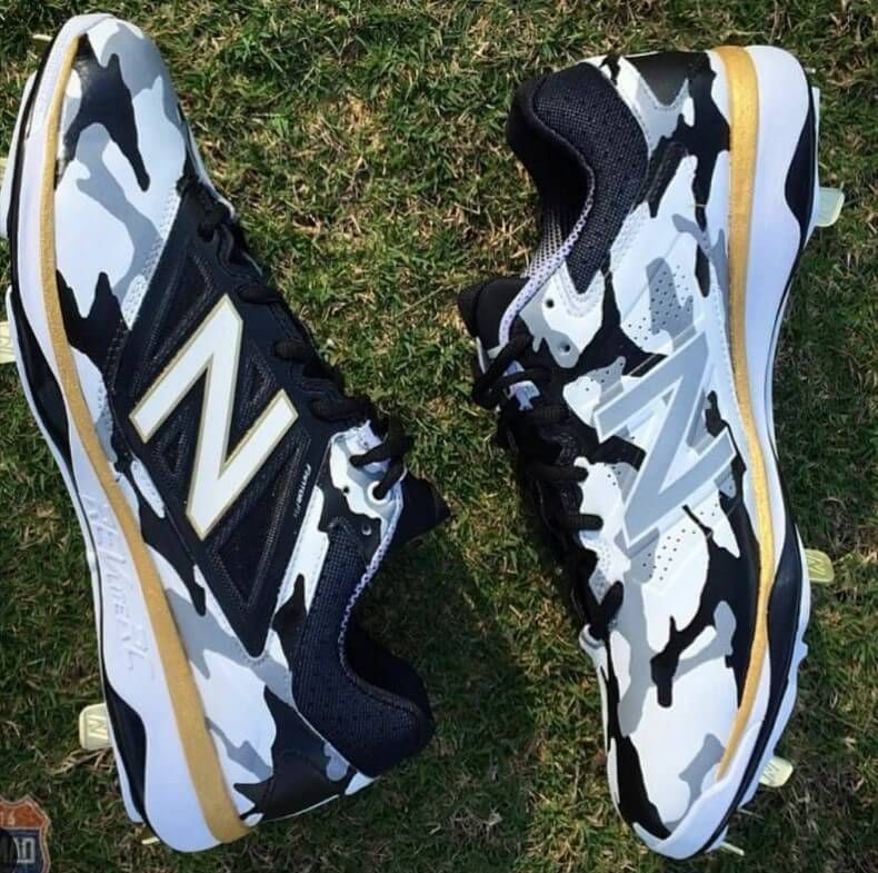 974d44b7e5bd What Pros Wear Top 10 Custom Baseball Cleats of 2016 (So Far) What .