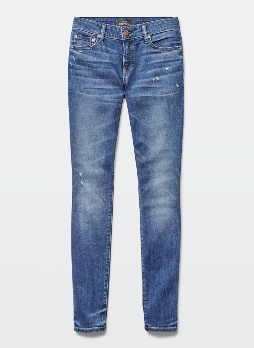 The Castings Mid Rise Skinny