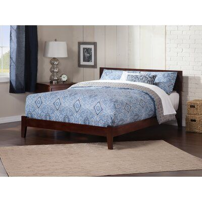 Ebern Designs Arkwright Queen Standard Bed Colour Walnut In 2020
