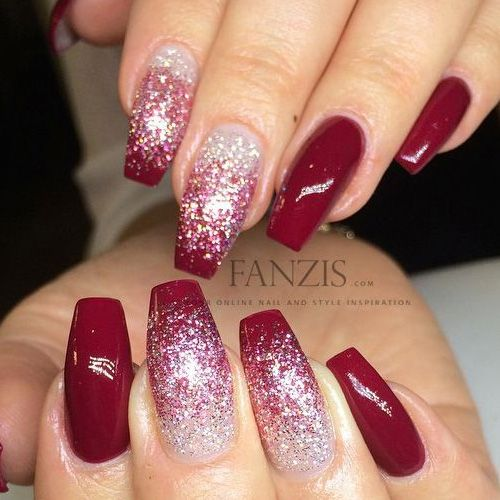 Best acrylic christmas nails 71 acrylic christmas nail designs best acrylic christmas nails 71 acrylic christmas nail designs prinsesfo Images