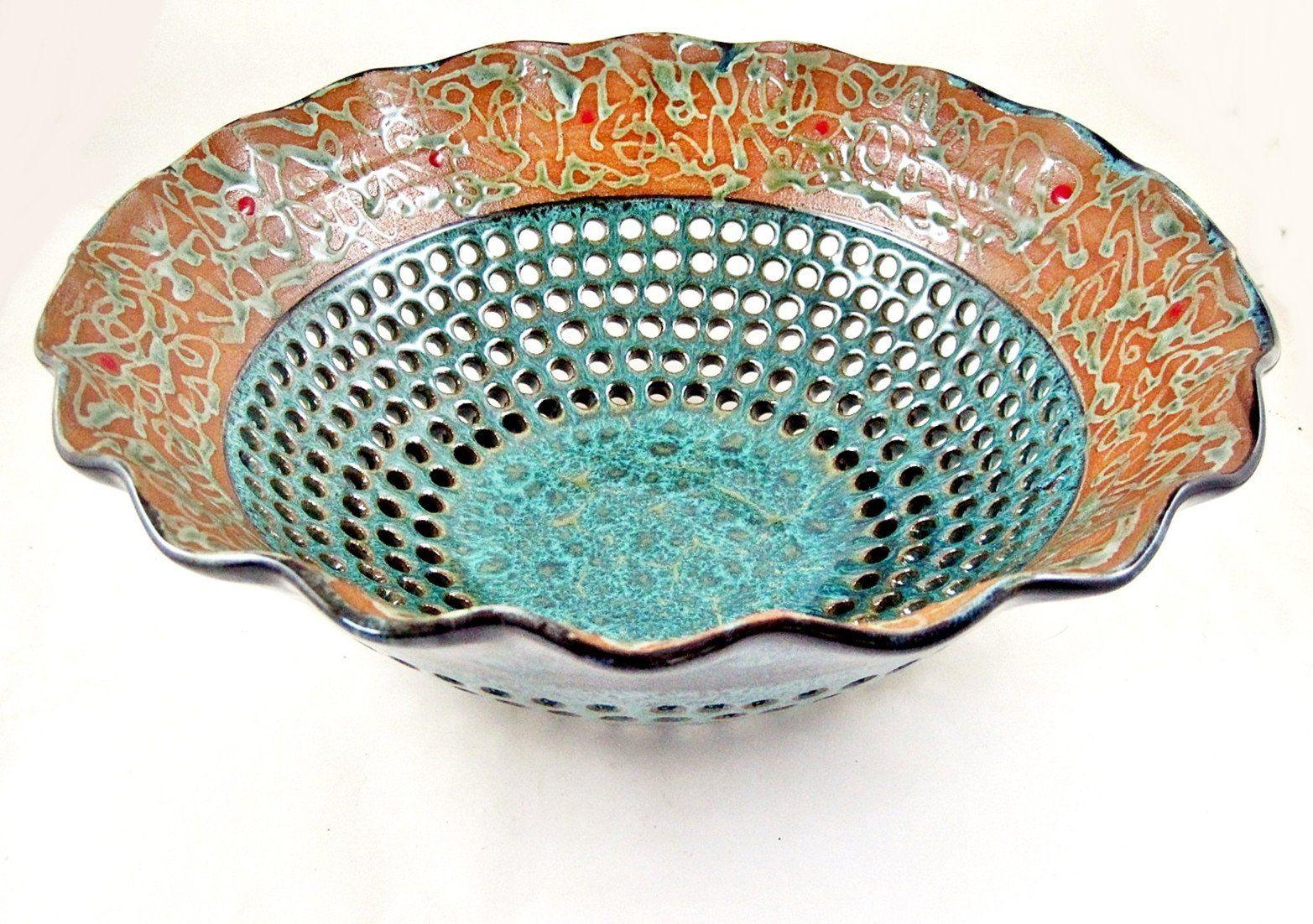"""Unique Decorative Bowls Decorative Fruit Bowl From The Twist Collection 1225"""" X 425"""