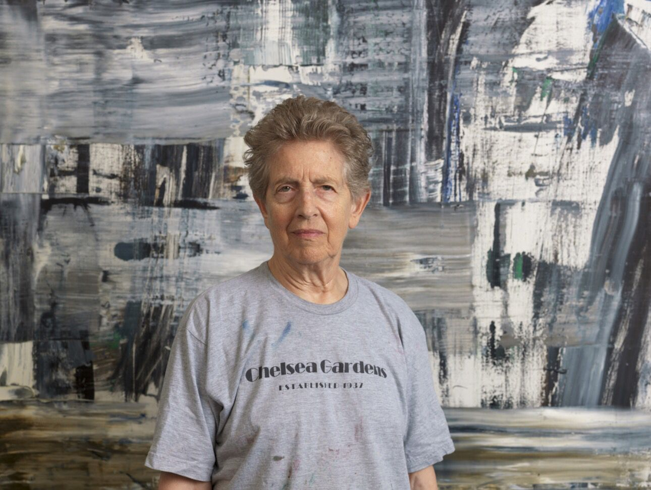 Abstract Painter Louise Fishman Abstract Artists Abstract