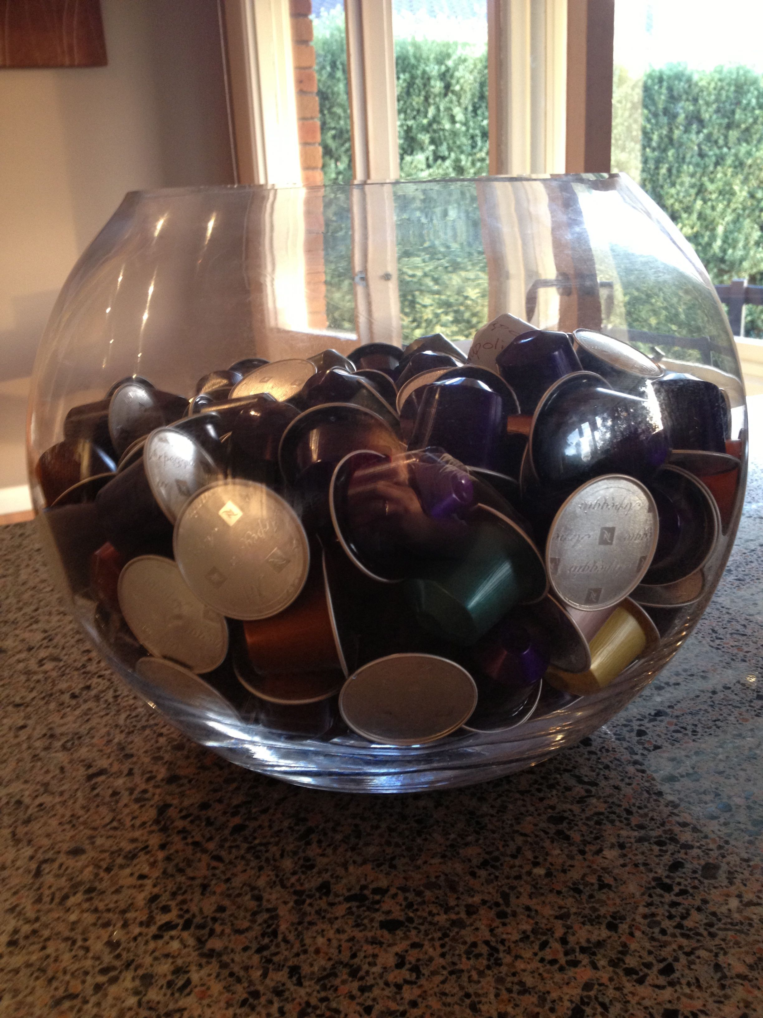 Nespresso capsule holder - really simple and easy!!!! This ...