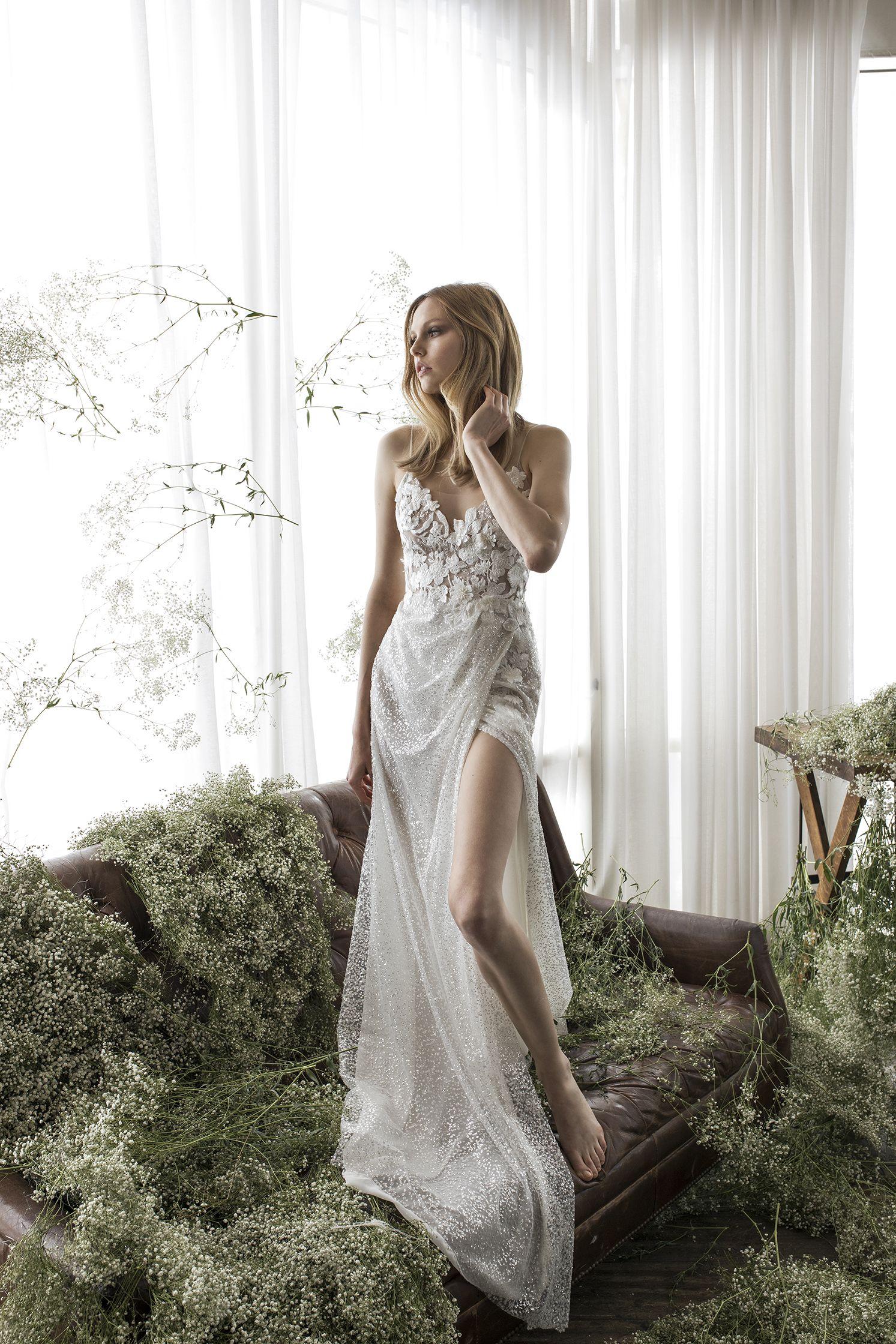 Handmade wedding dress  Elia Vatine  collection urban bride Wedding Clothing Handmade