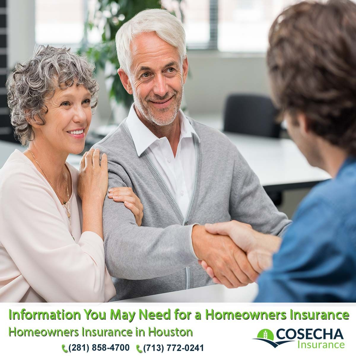 Information You May Need for a Homeowners Insurance