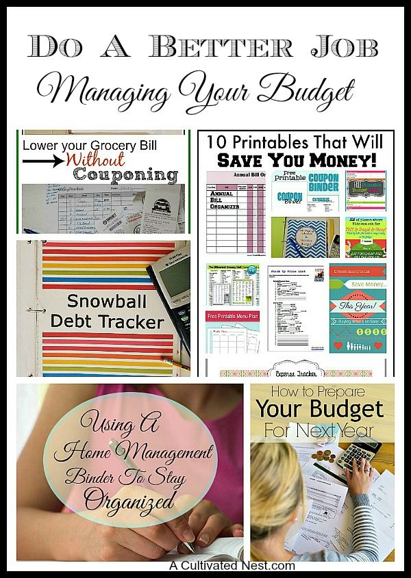 Managing Your Budget Tricks and tips Pinterest Pocity a Myšlenky - how to do a budget spreadsheet