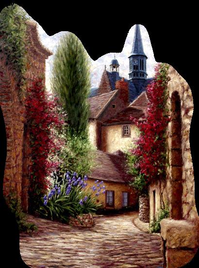 Mijn Psp Tubes: Paysages | PSP Tubes | Landscape, Painting ...
