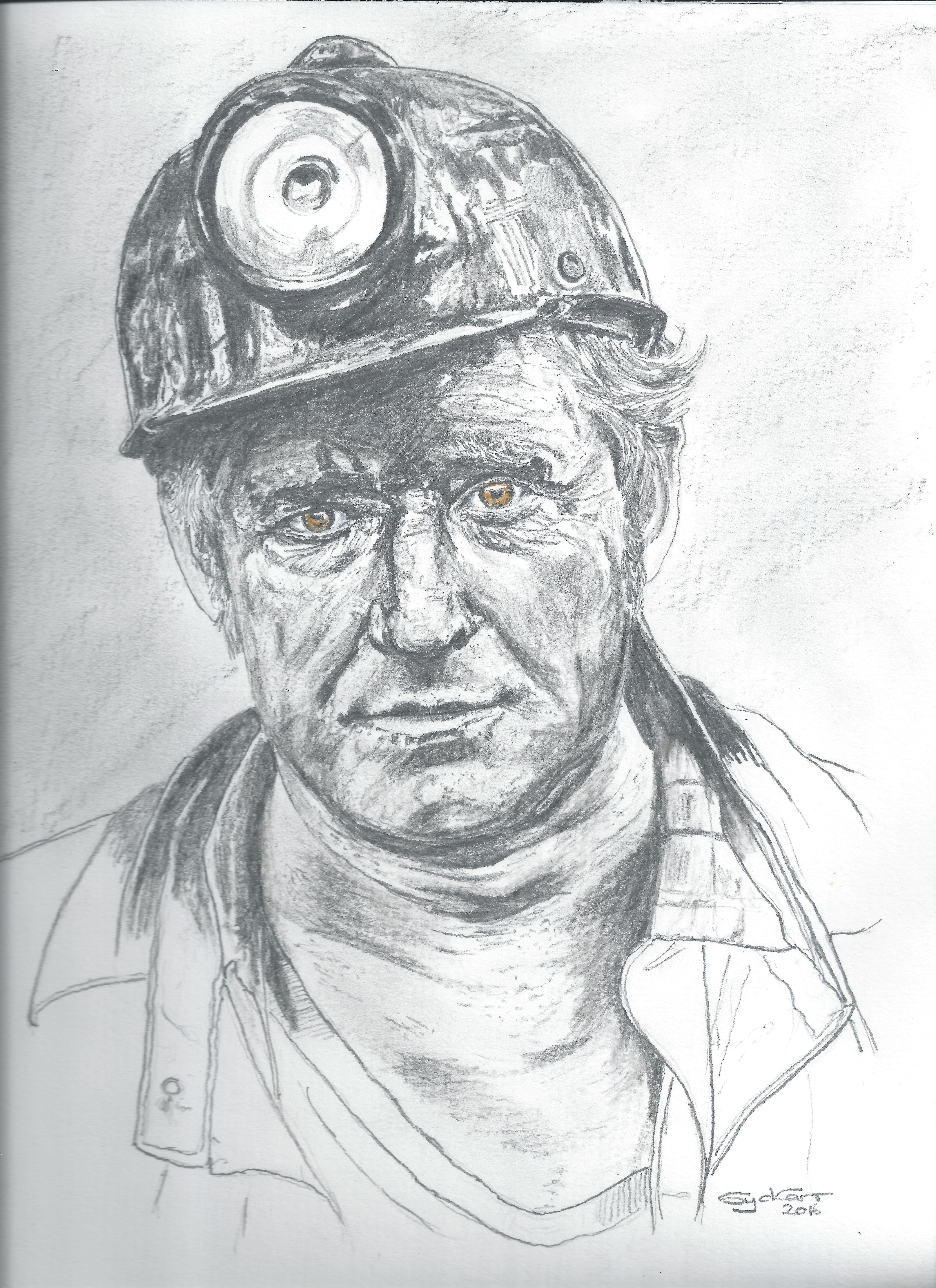 труд шахтеров рисунок управление гидроусилителем руля