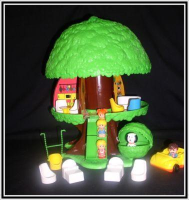 Tree Tots Tree House