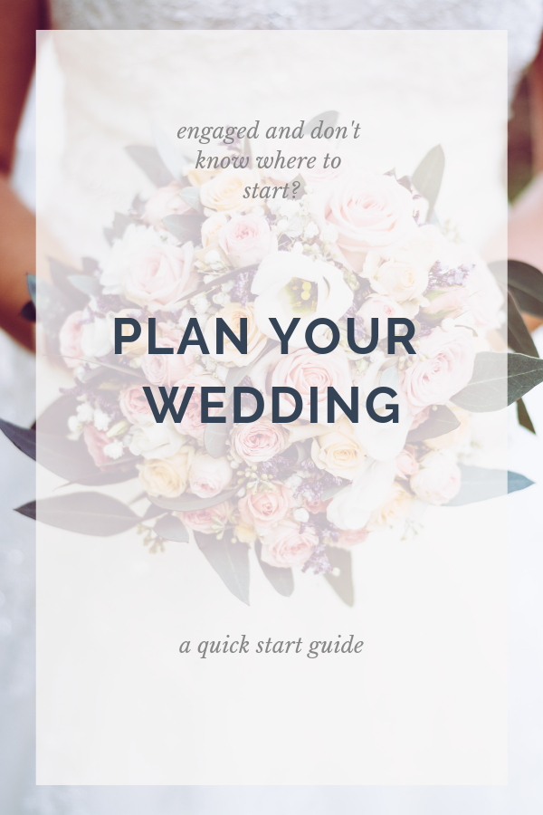 How To Start Planning Your Wedding The Blog Alyssa