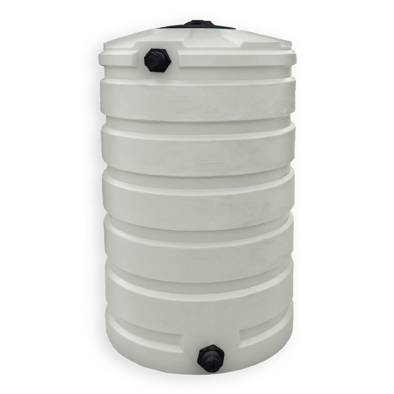 205 Gallon Round Water Tank Bushman in 2020 Water