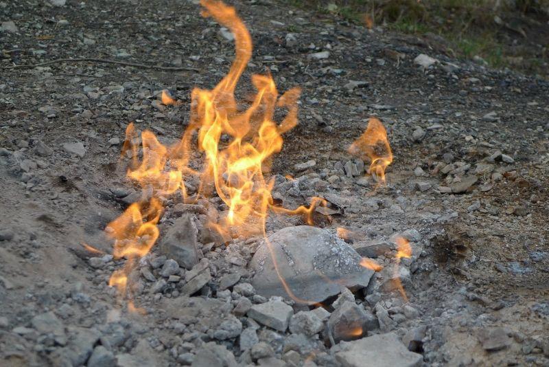 RUMUNSKO Focul Viu - judetul Buzau