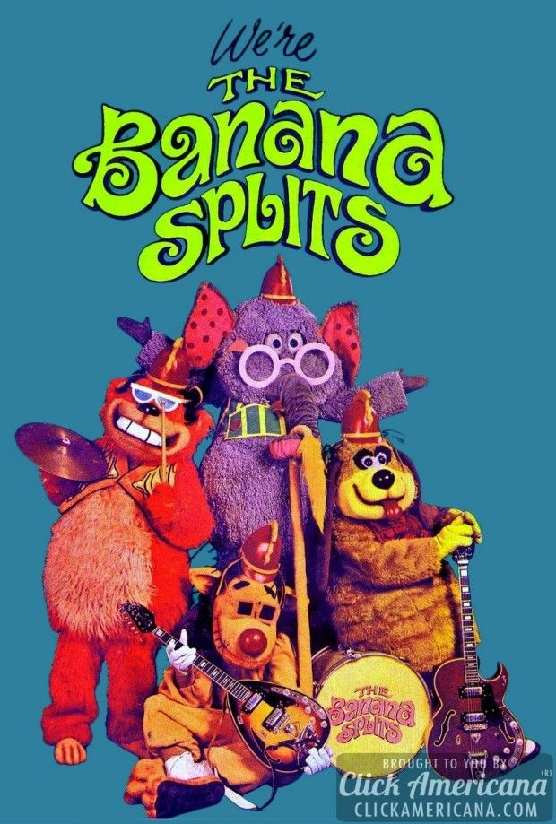 The Banana Splits Intro Theme Song Lyrics More About
