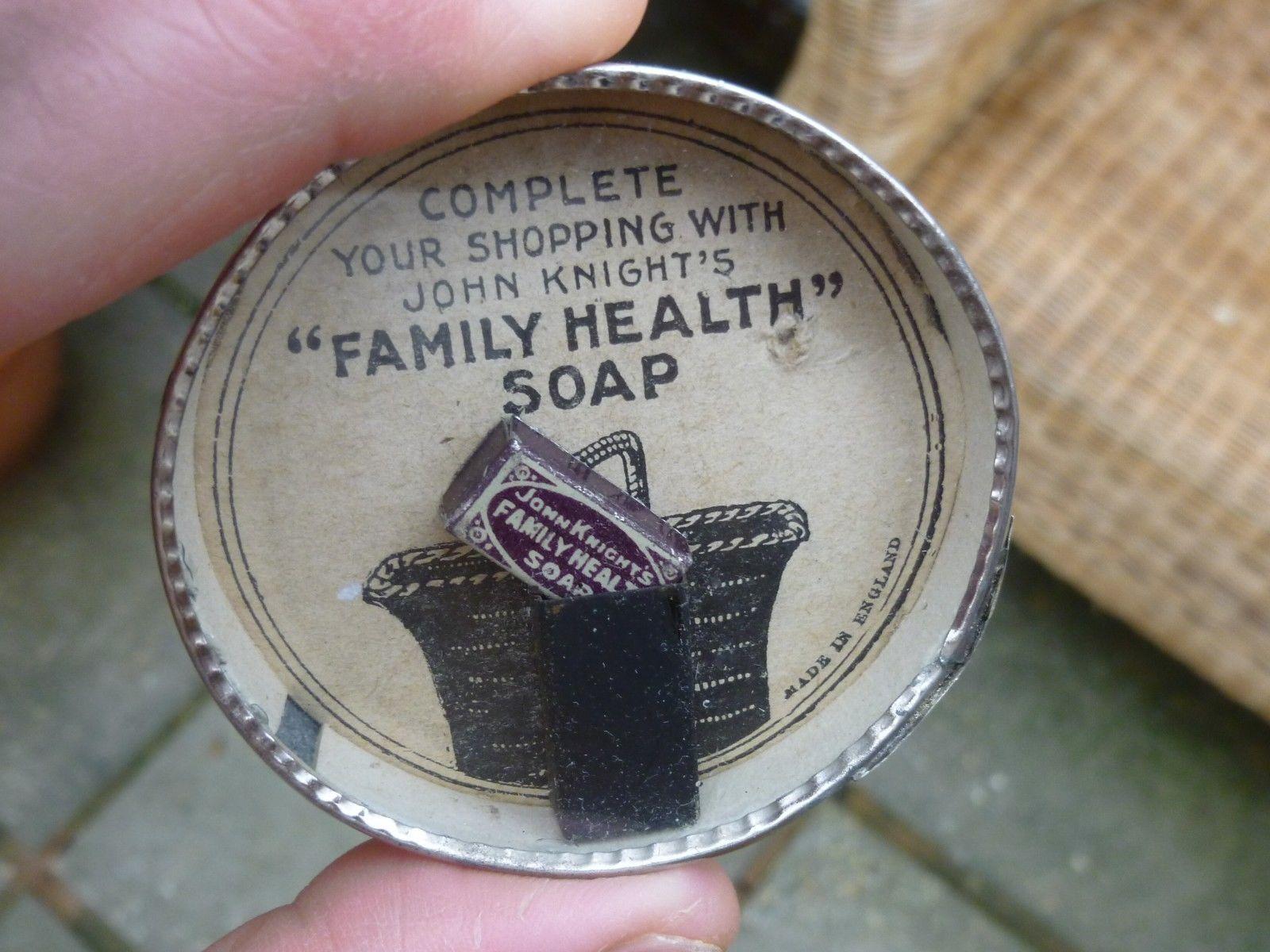 Family health soap dexterity puzzle - side A | Dexterity | Vintage