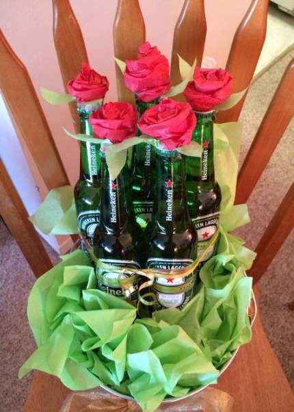 New Birthday Presents For Boyfriend Beer Diy Gifts Ideas