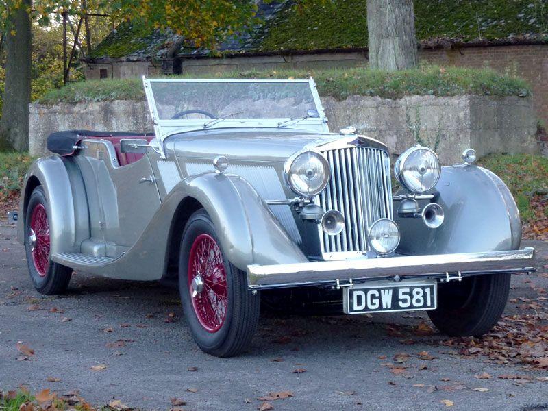 1936 Talbot 110 Speed Tourer | British Classic Cars | Pinterest ...