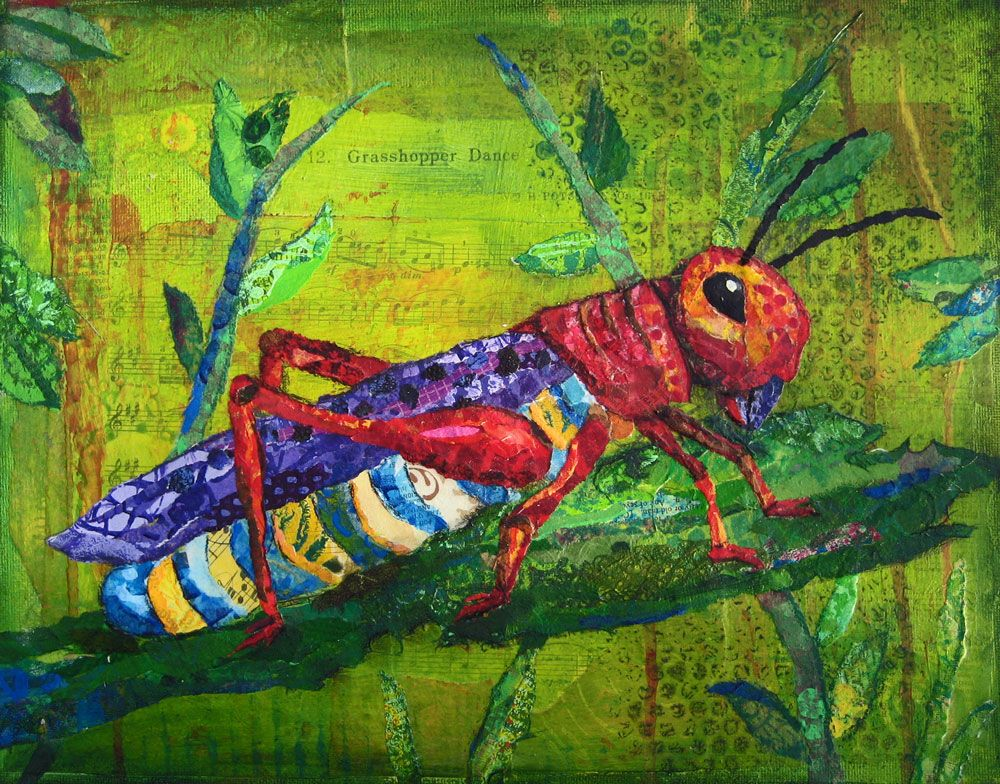 Grasshopper Dance