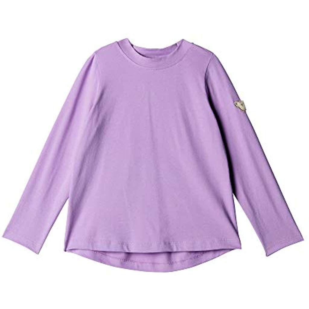 Steiff M/ädchen T-Shirt Langarm Langarmshirt