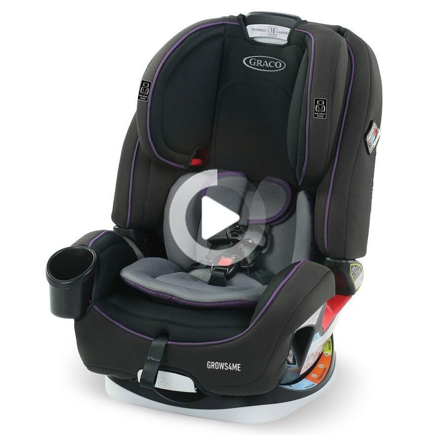 Graco Grows4Me 4in1 Convertible Car Seat in 2020 Car