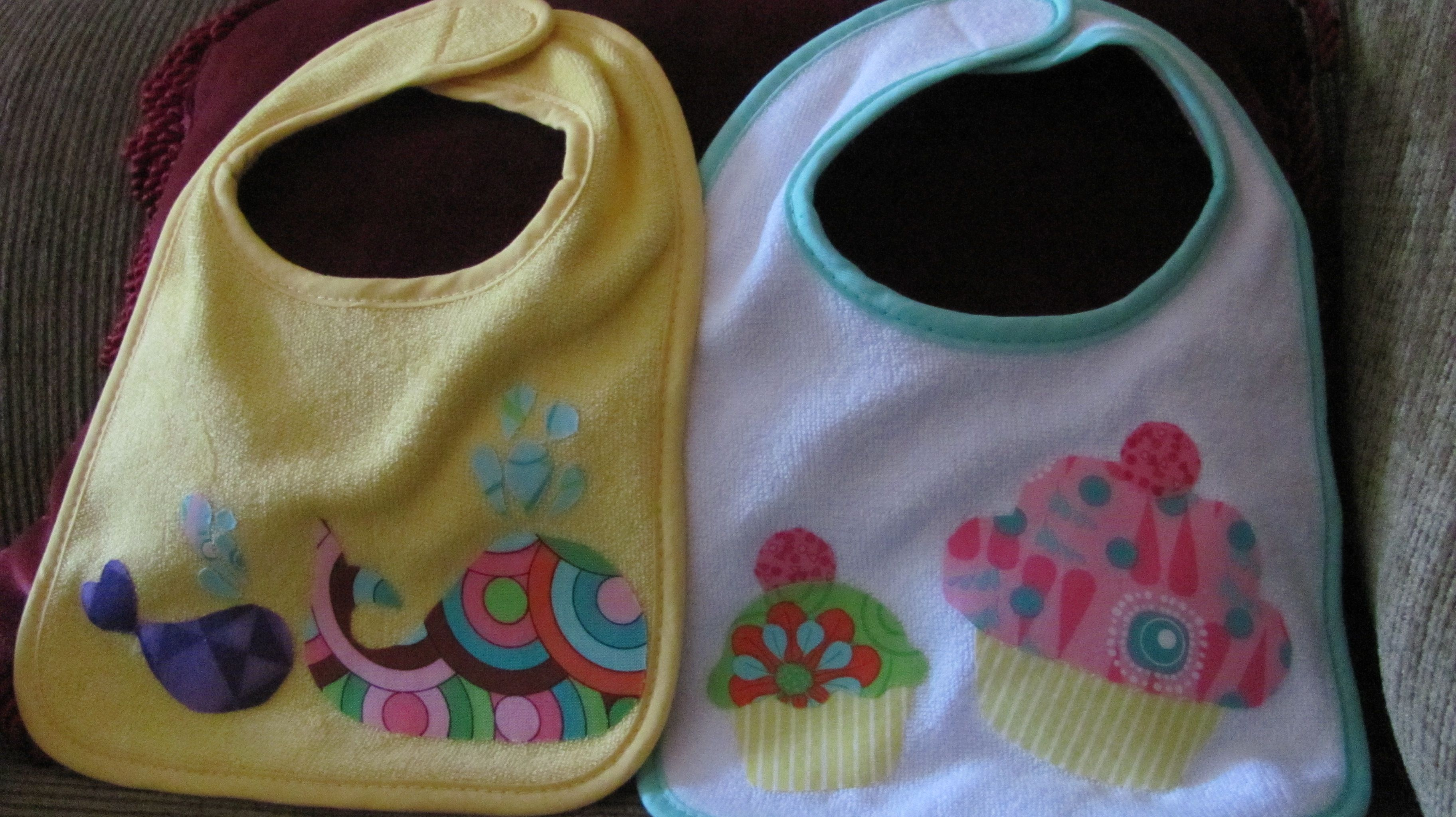 Baby Shower Try A Craft Project The New Mom Voted For Top 3 Bibs